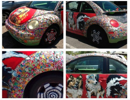 Dog Lover's Car