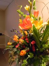 Norton's Floral Competition