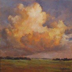 """Chasing Clouds"" by Barbara Davis"
