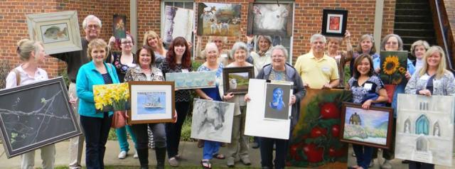 Spring Art Show 2015